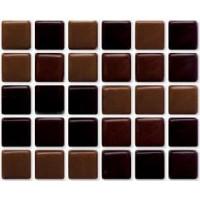 CARAMEL CHOCOLATE 1.2x1.2 32.2x32.2