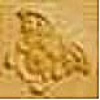 118130 1x30 Palace Gold GIROSP.MEDUSA GOLD 7x7
