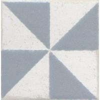 STG/C407/1270 Амальфи орнамент серый 9.9*9.9