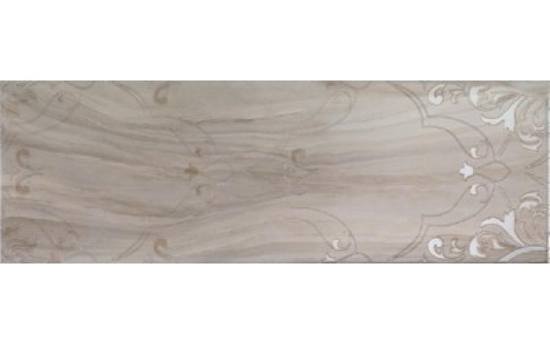 Керамическая плитка INSERTI CHARME GREY  25x75 ArtyCer TES105952