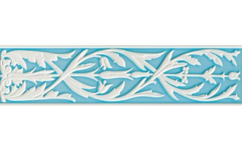 Керамическая плитка  AMARCORD PAVONE MAT 20X80 20x80 Ceramiche Grazia HER99