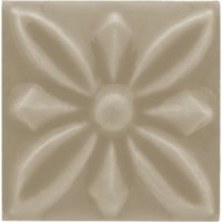 ADST4055  Taco Relieve Flor №1 Silver Sands 3х3 3x3