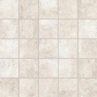 159 00 Castlestone MOSAICO WHITE RET 30x30