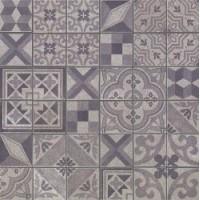 SQP0MF Square Mosaico Pattern F 30x30