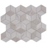 922264 Мозаика DELUXE GREY TESSERE ROMBI Marca Corona 26x28