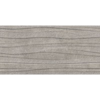 K947823R0001VTE0 Newcon Декор 3D Серебристо-серый 30x60