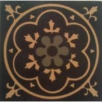 TES1489 ENC 09 Cognac (Black) 7x7