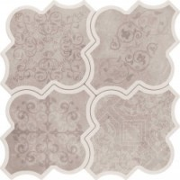 TES14178 Eternity Deco Gris 45x45