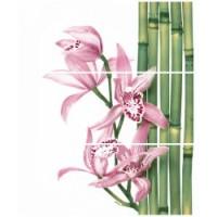 TES99954 Canas De Bambu-3 50x60