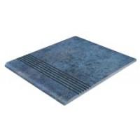 ZZWO Gradino Semplice Ocean Blue 30x30