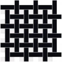 Мозаика  черно-белая TES77527 Maciej Zien