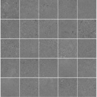 23489 D.ALLEY GREY MOSAIC/25X25/BHMR 25x25