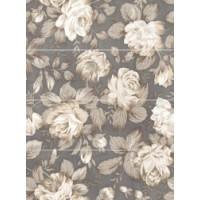 1608-0116  Fiori Grigio цветы 60х80 60x80