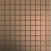 Бм25  зеркальная Бронза матовая 25х25/300x300 30x30