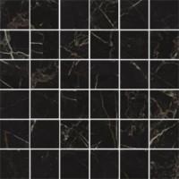Керамическая плитка глянцевая для ванной черная MM5283 Kerama Marazzi