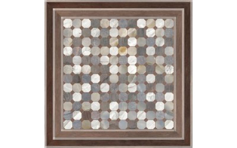 Керамическая плитка Roma Brown  45x45 Absolut Keramika TES108118