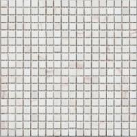 Мозаика матовая белая DAO-537-15-4 DAO