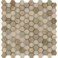 L244006231 Aura Hexagon Creams 29x30
