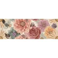 TES94928 People Crema Floral B 31,6х90 90x31.6