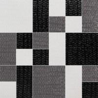 Мозаика  черная В52849 Absolut Keramika