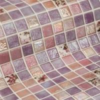 Мозаика  фиолетовая TES78946