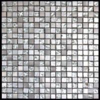 Мозаика  серебряная TES51746 Natural
