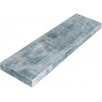 Wood Ego с носиком угловая Синий 120х30