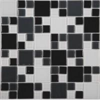 Мозаика  черно-белая JF-202 NSmosaic