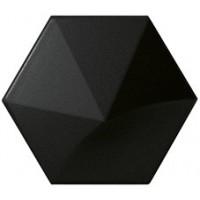 24430  OBERLAND BLACK MATT 12,4X10,7 10.7x12.4