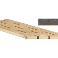 A1N4  Brave Earth Griglia Dx 20x60 LASTRA 20mm 60x20