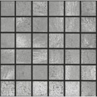 6HFG9X6 Fucina Comp. Mosaico 36pz Grigio Manganite 30x30