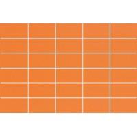 Керамическая плитка  оранжевая DS80 MARAZZI Espana
