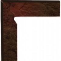 TES81402 Semir Brown Цоколь левый (B+A) 30х8,1х1,1 30x8.1