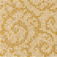 372x5 Vanitas FOGLIA ORO/ NOCE/GOLD 39,4x39,4
