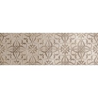 DECOR CLASIC FLORAL BEIGE RLV Rect. 30x90