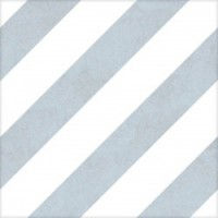 District Lines Blue 20x20