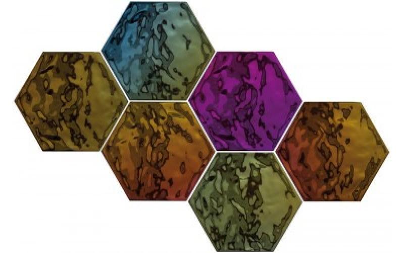 Керамическая плитка  D.VEZELAY IRIS 17,5x20 17.5x20 Peronda 17227