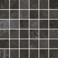 Мозаика  черная LEONARDO 1502 TES31568