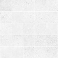 23491 D.ALLEY WHITE MOSAIC/25X25/BHMR 25x25