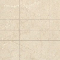BE013MA Crema Imperiale Mosaico A Nat 30x30