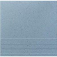 U116M  синий соль-перец рельеф, матовая 30x30
