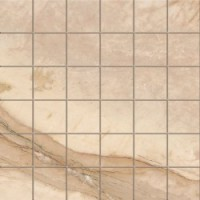 BE023MA Royal Beige Mosaico A Nat 30x30