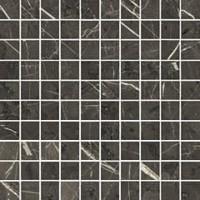 Мозаика матовая черная 754831 Cerim
