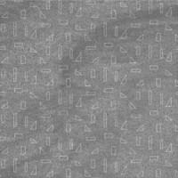 4100429  Outline Grey B 20x20