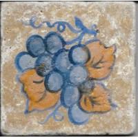 Керамогранит  с фруктами и едой Натуральный камень TES8146