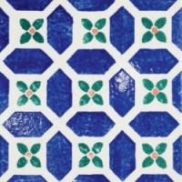 Керамическая плитка  метлахская Tubadzin TES17202