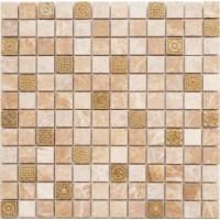 Мозаика  коричневая CV10135 Colori Viva