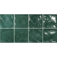 Керамическая плитка зелёная Испания 78797358 El Barco