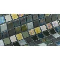 Мозаика  зелёная TES76715 Ezarri