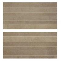 Декор Skyline Mosaico Linea Mix 2 / Комплект из 2 плиток